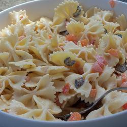 Salads. Italian Confetti Pasta Salad